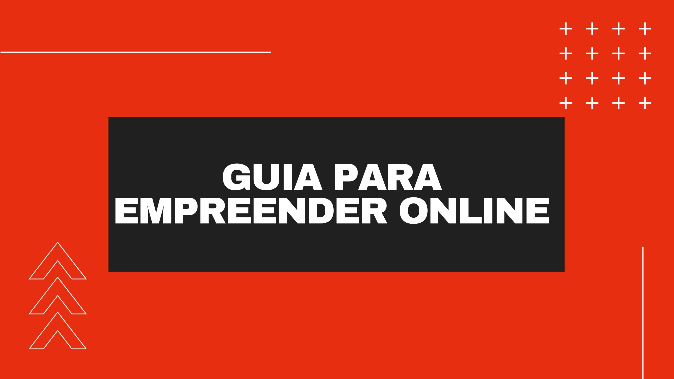 guia para empreender online