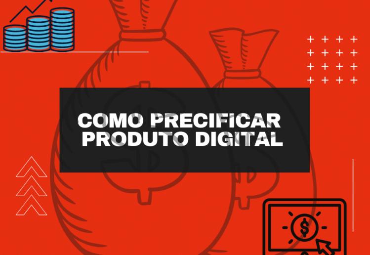 como precificar produto digital